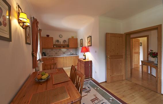 Ferienwohnung Alte Mühle in Lana - Historisches Apartment neu renoviert